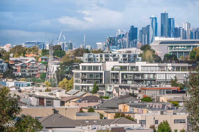 Inner Melbourne turns to Townhouses as demand is showing rapid growth