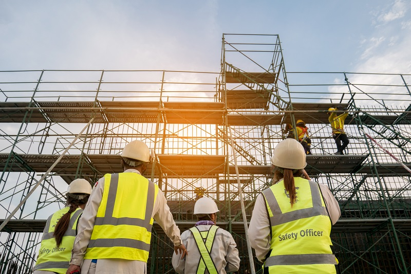 WorkSafe's blitz on fall prevention and scaffold safety